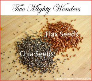 flaxandchiaseeds